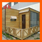 low cost prebabricated wood house