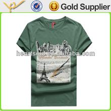 Manufacturer men's 100 polyester quick dry tshirt