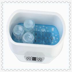 Portable Baby Bottle Sterilizer Holds 6 Bottles