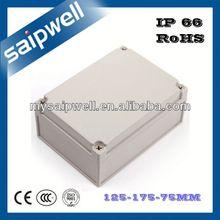 2014 125*175*75mm 3.5 HDD LAN ENCLOSURE