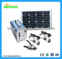 5w 12v Solar kits for home power/home solar kits