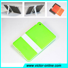 for ipad mini 2 stand cover in green and white color