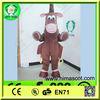 HI CE High quality top sale horse mascot costume