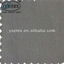 Dark khaki 100% Cotton durable antifire canvas twill flame retardant fabric used for uniform