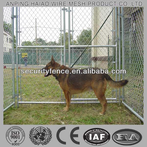 Top-seling reasonable price dog run kennel
