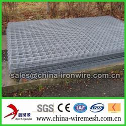 Galvanized steel concrete wire mesh sheet