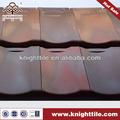 le mélange des couleurs multiples toit de tuiles en terre cuite pour la villa