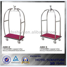 hotel house keeping trolley room service cart
