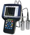 Détecteur ultrasonique YHD-MT1 de faille d'écran de couleur de Digital | détecteur ultrasonique raiway de faille