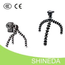 GoPro Mini Camera Flexible Tripod Holder Stand Mount for Digital Camera 165x30x30 mm