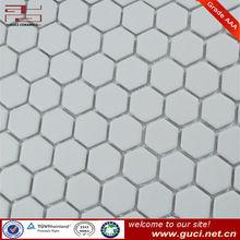 295*305 ceramic Hexagon mosaic tile