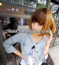 Wholesale Cheap Cosplay Hair Wigs Synthetic Wigs yiwu Hatsune Miku Cosplay Wig