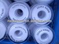 19mm cinta de 100% ptfe sello de rosca de alta calidad venta caliente en mercado Egipcio para el tubo de agua o gas