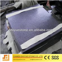 Natural G654 Flamed Brushed Granite Tile