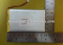 Tablet Computer battery 3.7V 6000mAh