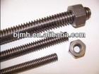 Metric titanium thread stud bolt