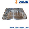 High Quality Rectangle BBQ Airline Disposable Aluminum Foil Container