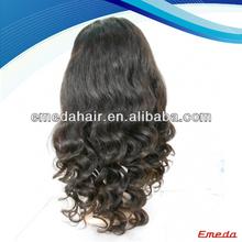 Newly Fashion style curly human brazilian hair afro kinky wigs for black women