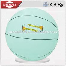 2013red beach basket ball giant sports balls