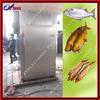 super high quality smoked fish machine hot and cold fish smoker