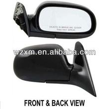 Mirror Manual Sedan Passenger Side Right Hand for Toyota Corolla 1993-1997