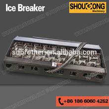 Skid Steer Vibratory Ice Breaker