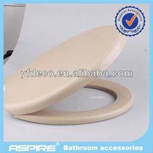 glitter resin toilet seat cover