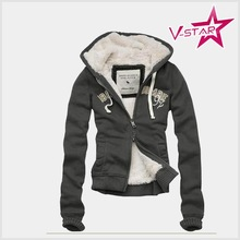 Nice design men's hoodie from korean hoodie jacket factory