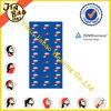 custom logo polyester multifunctional neck gaiter
