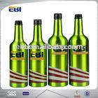 Decorative aluminum bottle olive oil