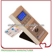 Portable digital reflection densitometer