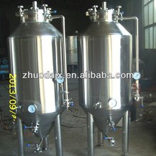100l fermenter stainless steel cooling water jacket fermenter