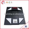 Luxury Custom Design folding leather wine box