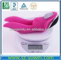 2014 neue damen gebogen hasenohren vibrator, sex-spielzeug