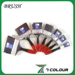Aluminum ferrule brush,zhenjiang brush factory,dupont paint brush