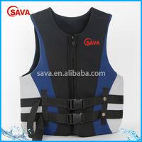 PVC foam inside neoprene PFD life jackets