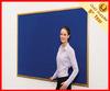 Jiangsu supply Decorative Wood Framed fabric memo board