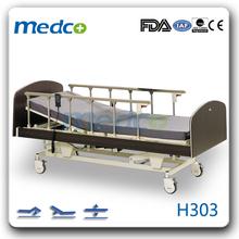 Beauty wood electric hospital used nursing home beds H303