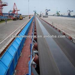 Conveyor material handling