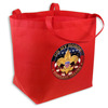 Market Value Recyclable Tote Bag with bottom gusset