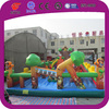 2014 Newest Design Boonie Bears Giant Inflatable Slide For Sale