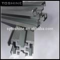 2014 venda quente mill acabamento de alumínio da extrusão do perfil de preço de fábrica