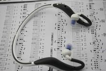Waterproof Bluetooth Headset walkie talkie bluetooth headphone