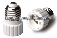 fire resistance PBT aluminum lamp holder e27 to gu10
