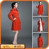 2014 Fashion Cheap Ladies China Beauty Wool Red Coat Women