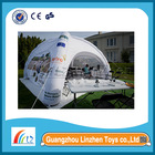 Inflatable helmet tent inflatable party dome tent