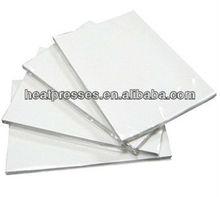 Best quality A4 sized inkjet heat transfer paper for dark