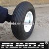 13 inch pneumatic rubber cart wheel