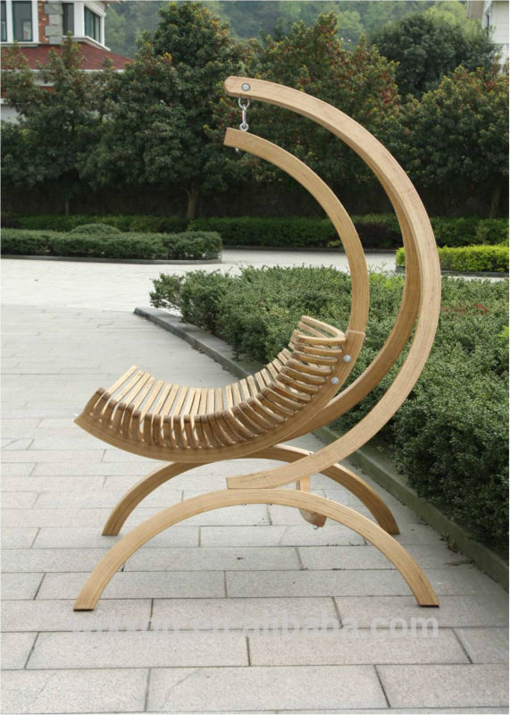 Wooden Swing ChairWooden Hanging ChairWooden Lounge