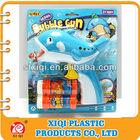 HOT SELL STYLES environmental plastic toy dolphin bubble gun